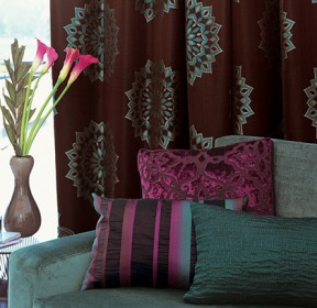We can offer fabrics from all the top suppliers!